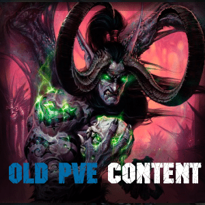 old pve content